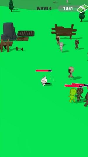 懒猫弓箭手游戏安卓版图片1