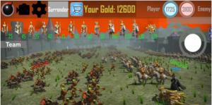 精灵王国的中土崛起游戏中文手机版图片1