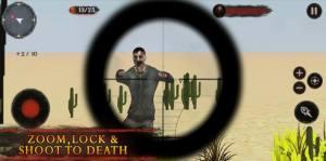 真正的僵尸狩猎游戏图3