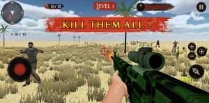 真正的僵尸狩猎游戏图2