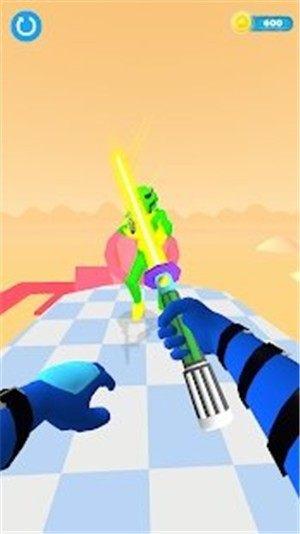 砍掉敌人的剑游戏图2