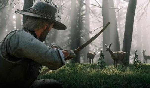 野外打猎游戏合集