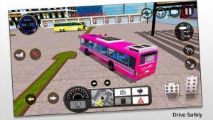 城市驾驶巴士2021手机版图1