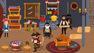海盗船寻宝游戏图1