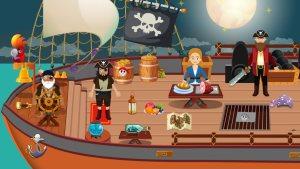 海盗船寻宝游戏图2
