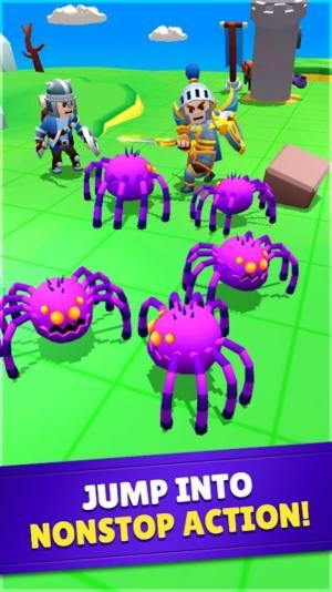 地下城骑士3d闲置游戏图3