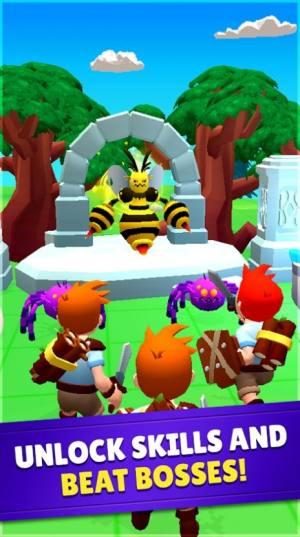 地下城骑士3d闲置游戏图1