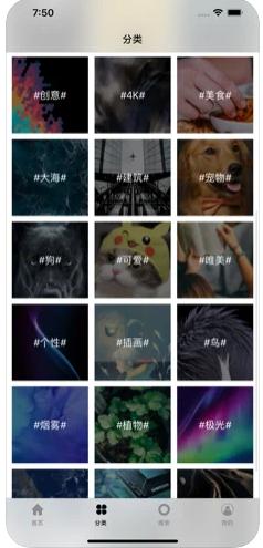 泰萌壁纸app图1