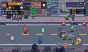 可爱猫咪大战强力僵尸手机游戏安卓版图片1