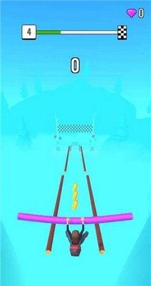 吊杆跑酷游戏图4