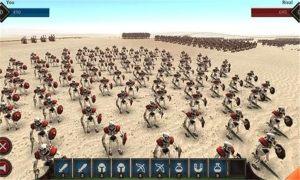 真实史诗战斗模拟器游戏图1