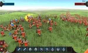 真实史诗战斗模拟器游戏图3