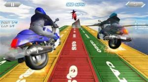 英雄摩托车特技2021游戏中文最新版图片1
