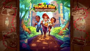 神庙逃亡谜题冒险游戏图2
