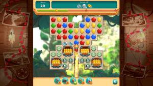 神庙逃亡谜题冒险游戏图3