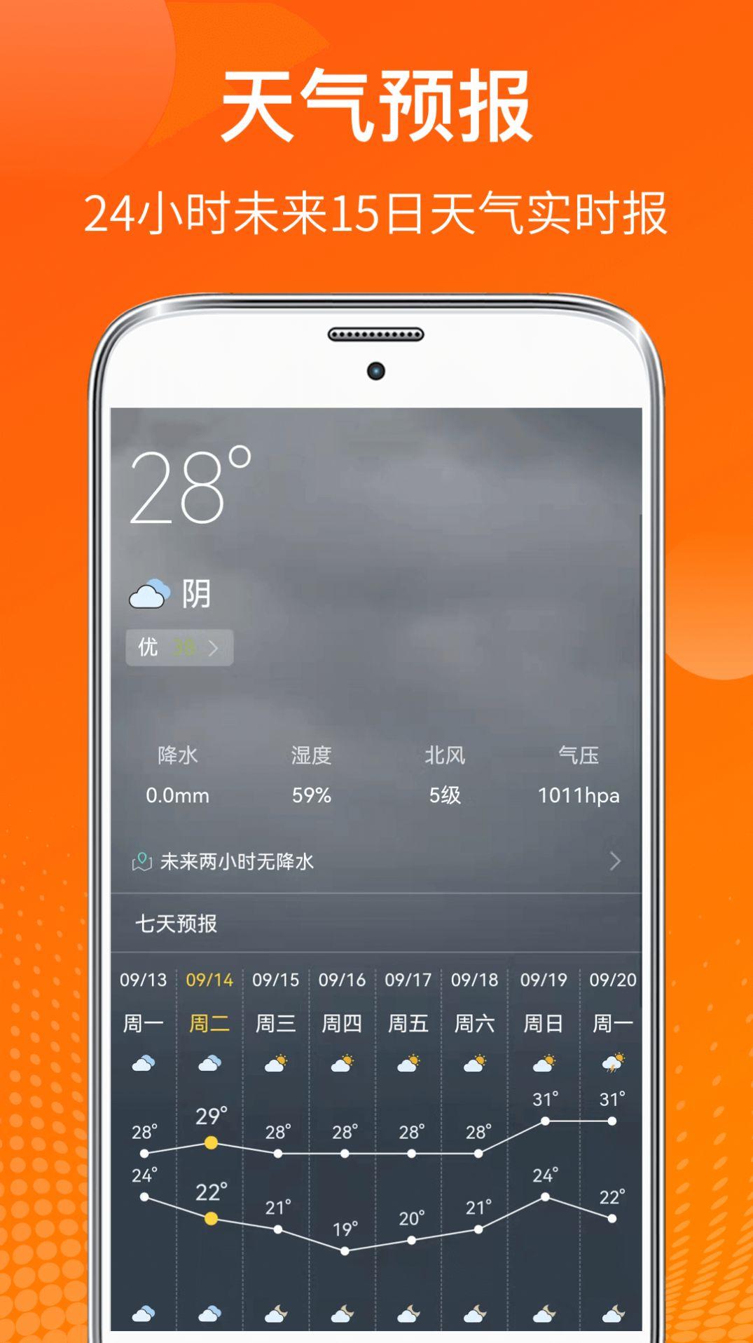 AI温度计app手机版图2:
