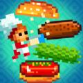 超级汉堡时间游戏