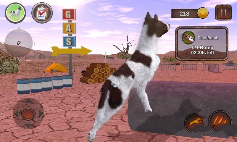 猎犬模拟器游戏官方安卓版图3:
