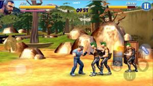 热血街头格斗PK游戏中文版图片1