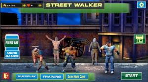 热血街头格斗PK游戏图2