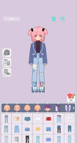 萌娃小公主化妆游戏图1