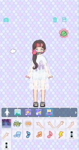 萌娃小公主化妆游戏图3