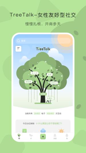TreeTalk APP图3