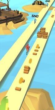 跳跃式自行车游戏图3