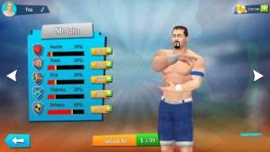 擂台摔跤冠军游戏中文版图片1