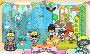 托卡小家宠物世界游戏图1