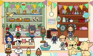 托卡小家宠物世界游戏图3