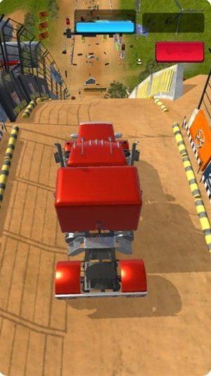 超级喷气卡车游戏图1