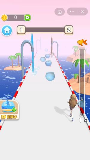 养鱼大冒险游戏图1