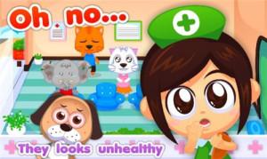 马贝尔医院游戏中文版图片1