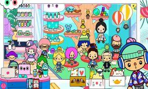米加世界城堡游戏图3