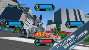 MedarotS机器人对战游戏图2