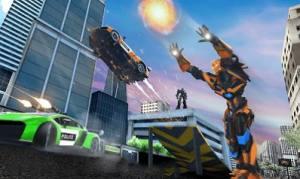 机器人刺激战场游戏安卓最新版图片1