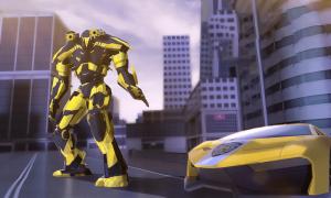 机器人刺激战场游戏图4