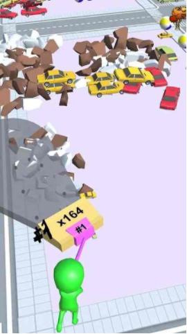 吸尘竞技场游戏图1