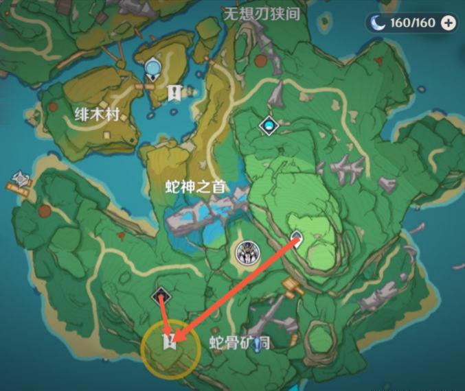 原神漂浮秘灵事前调查第七天攻略:事前调查第七天三个电灯台位置一览[多图]