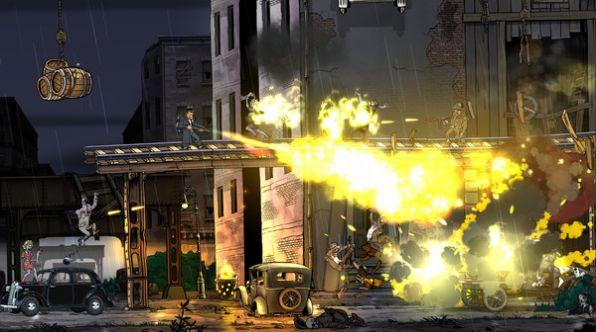 枪血意大利2游戏中文手机版 v1.0截图