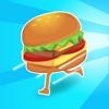 Hamburger Runner游戏