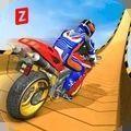 极限登山摩托游戏