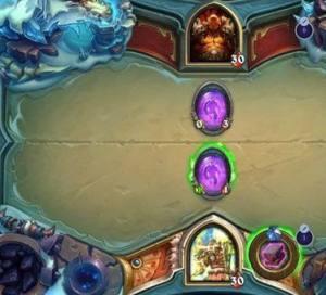 炉石传说暴风城谜题怎么解谜?暴风城谜题第一关通关攻略图片1