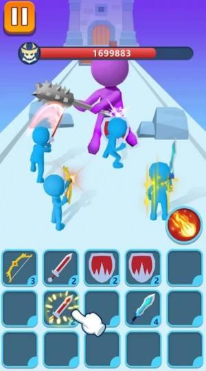 战斗柴火人3D游戏图2
