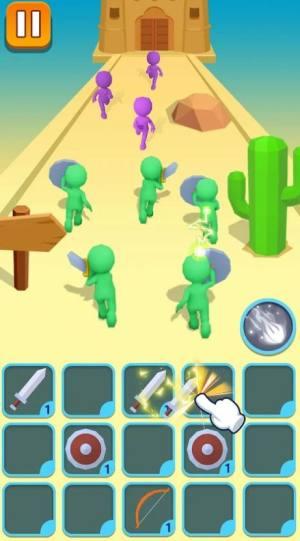 战斗柴火人3D游戏图1