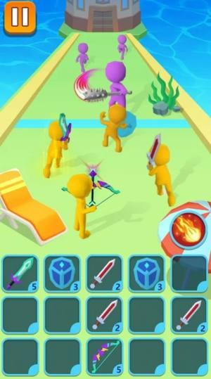 战斗柴火人3D游戏图3