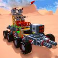 沙盒竞技车车游戏