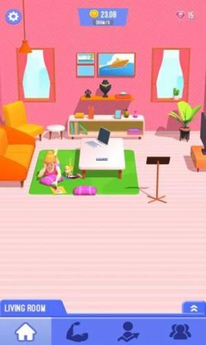 放置美丽女孩游戏中文版下载安装图片1