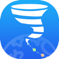 秋台风康森实时台风路径app